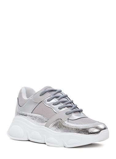 Sole Sisters Spor Ayakkabı Gümüş - Butte Gri